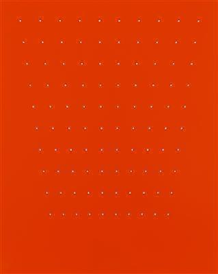 How Strange, 2001 By Tess Jaray