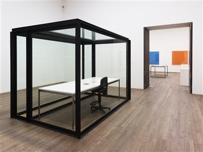 The Acquired Inability to Escape, 1991 By Damien Hirst