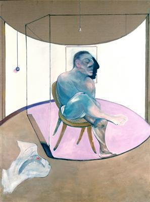Study for a Portrait, 1978 By Francis Bacon