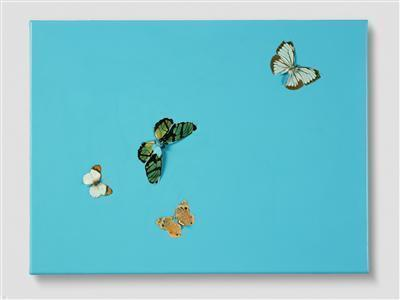 A Titillating Turquoise Kiss, 2006