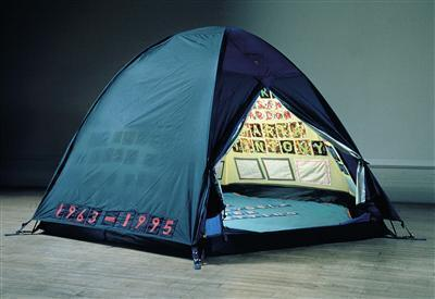 Everyone I Have Ever Slept With 1963-1995, 1995 By Tracey Emin