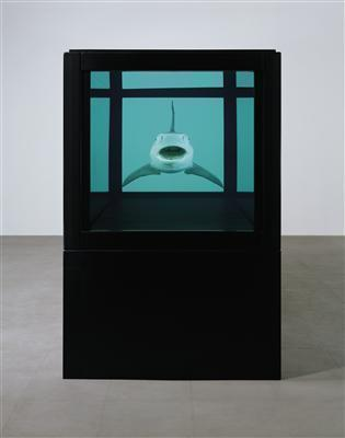 The Kingdom (end view), 2008 By Damien Hirst