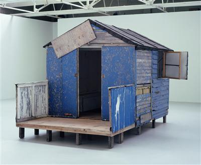 The Last Thing I Said To You Is Don't Leave Me Here (The Hut... By Tracey Emin