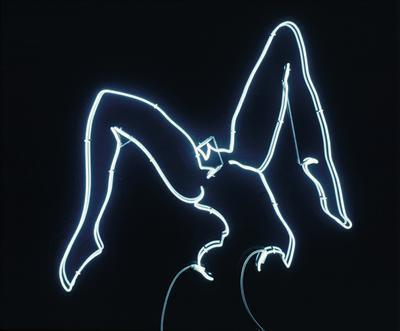 Blinding, 2000 By Tracey Emin