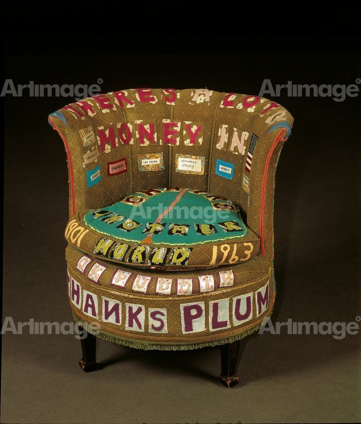 There's a lot of money in chairs, 1994