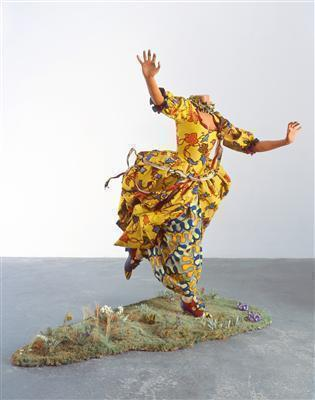 The Pursuit, 2007 By Yinka Shonibare MBE