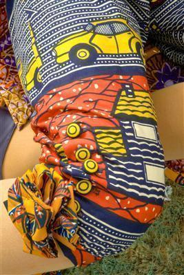 The Crowning, 2007 (detail)  By Yinka Shonibare MBE