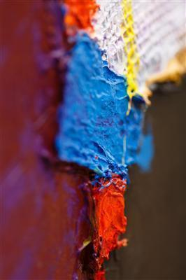 Blue Jeans and Moonbeams, 2012 (detail)
