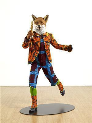Revolution Kid (Fox), 2012 By Yinka Shonibare MBE