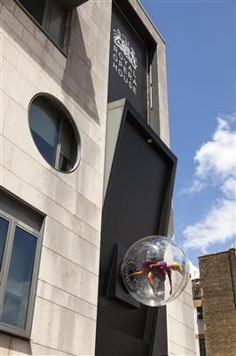 Globe Head Ballerina, 2012 (Installation view, Royal Opera H... By Yinka Shonibare MBE