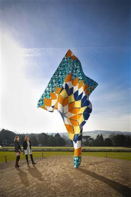 Wind Sculpture II, 2013 (Yorkshire Sculpture Park) By Yinka Shonibare MBE