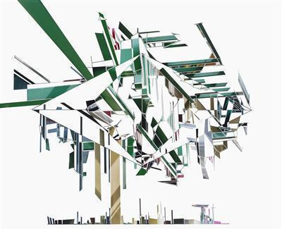 Distructure I, 2009