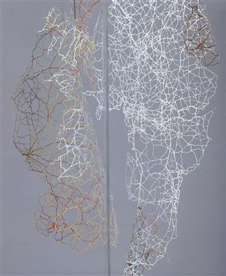 Study for a Crucifixion, 2000 By Jonathan Parsons