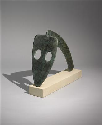 Horse 5, 1988 By William Turnbull