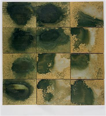 Oxidation Painting (in 12 Parts), 1978 By Andy Warhol