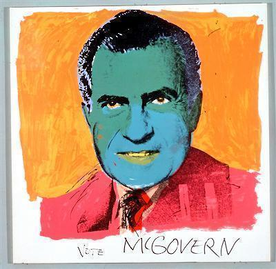 Vote McGovern, 1972