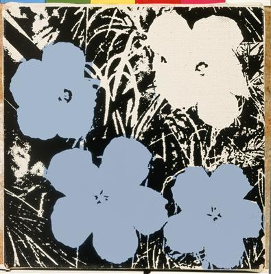 Flowers, 1965 By Andy Warhol