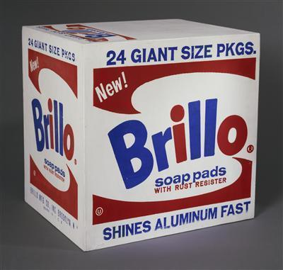 Brillo Box, 1964