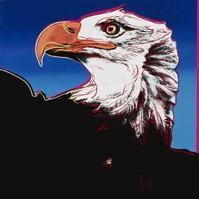 Endangered Species: Bald Eagle, 1983
