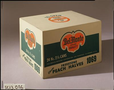 Del Monte Peach Halves, 1964 By Andy Warhol
