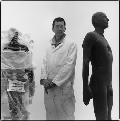 Antony Gormley, 1998 By Nicholas Sinclair
