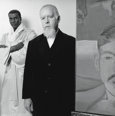 Peter Blake, 1992 By Nicholas Sinclair