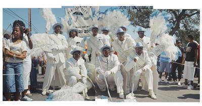 New Orleans Series (Second Line), 2008