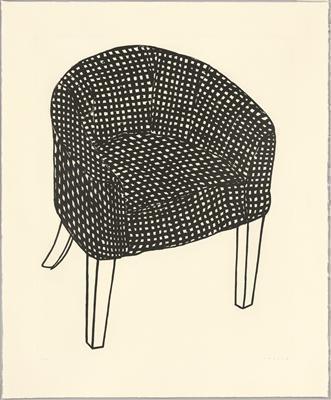 Fat Check Chair, 2006