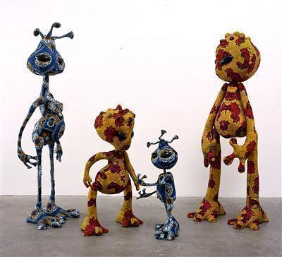 Dysfunctional Family, 1999 By Yinka Shonibare MBE