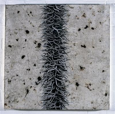 Stamen IV, 1990 By Mark Francis