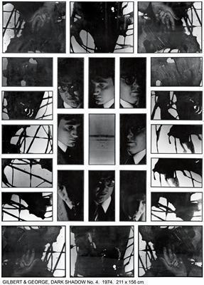 DARK SHADOW NO. 4, 1974