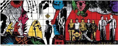 LIFE WITHOUT END, 1982 By Gilbert and George