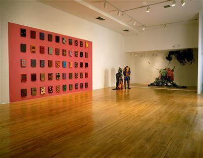 Double Dutch, 1994 (installation view)