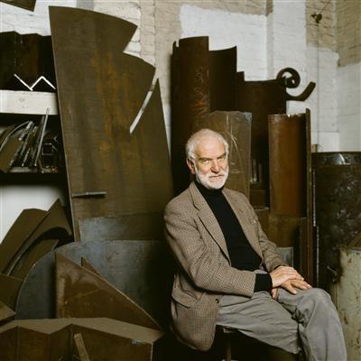 Sir Anthony Caro, 1992 By Nicholas Sinclair
