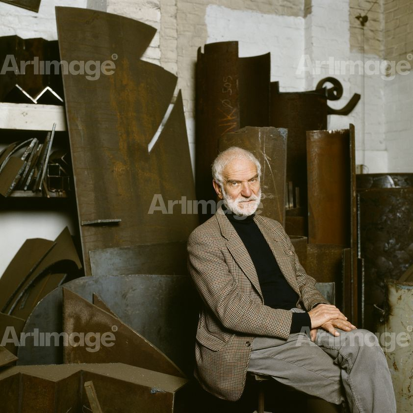 Sir Anthony Caro, 1992
