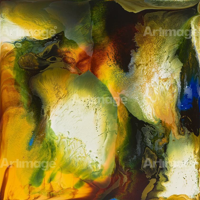 Enlarged version of Nature Painting, 2010