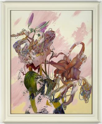 Dead Flowers and the Lights that they Imply, 2012 By Keith Tyson