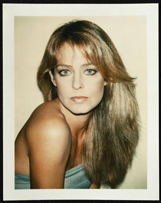 Farrah Fawcett, 1979-80 By Andy Warhol