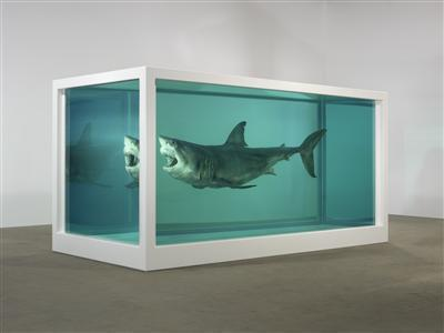 The Immortal, 1997-2005 By Damien Hirst
