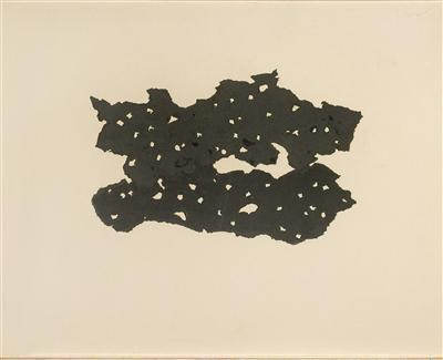 Study for Perforated Fragment, 1985 By Prunella Clough