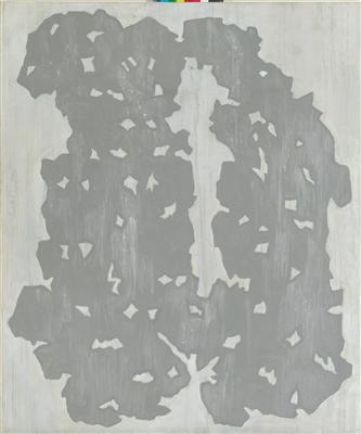 Perforated Fragment, 1985 By Prunella Clough