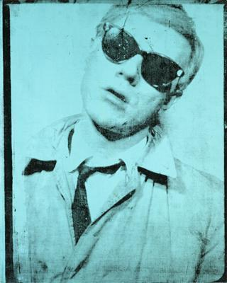 Self-Portrait, 1964 By Andy Warhol