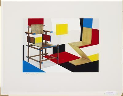 Putting on De Stijl, 1979-80