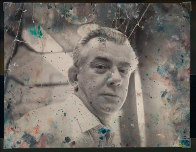 Peter Lacy, c. 1959 By John Deakin