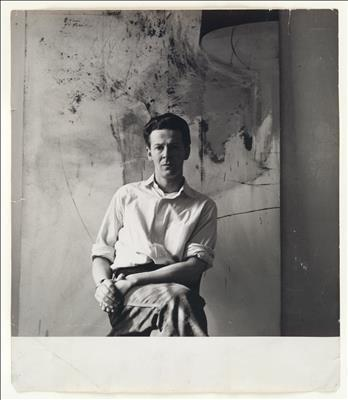 Michael Andrews, c. 1955