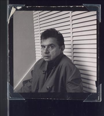 Portrait of Francis Bacon, c. 1967
