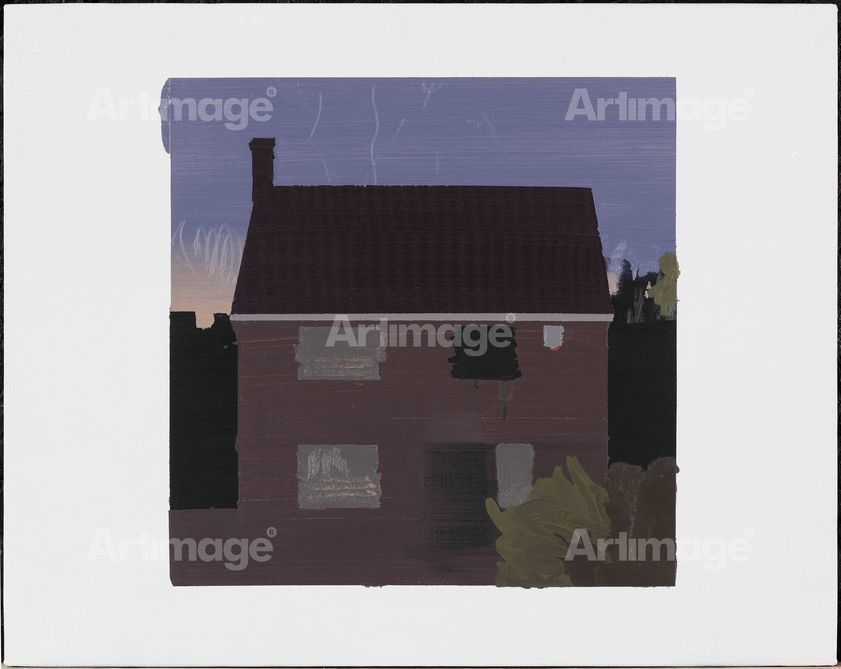 Enlarged version of Home, 2005
