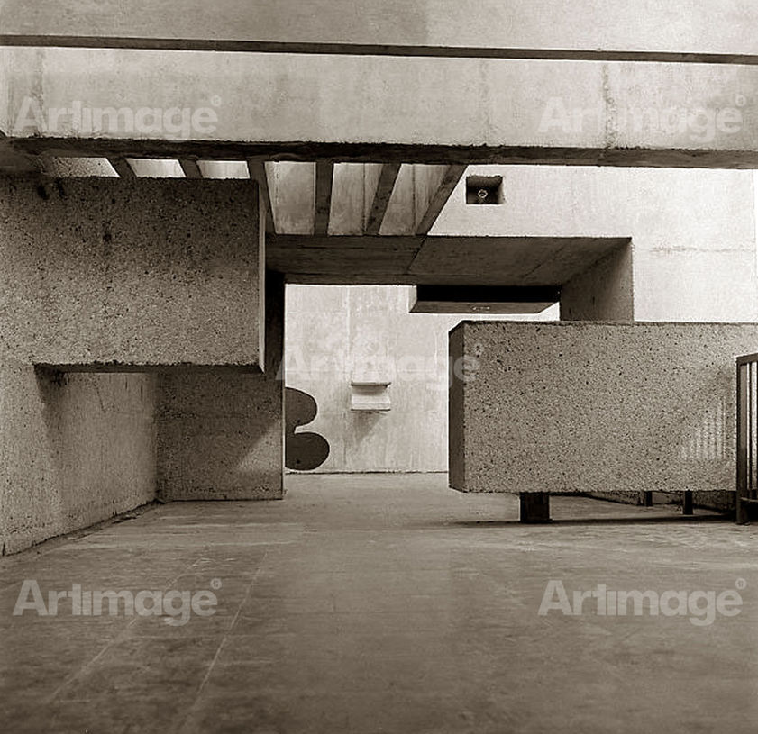 Apollo Pavilion Interior, 1970s