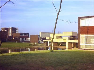 Apollo Pavilion, 1970s