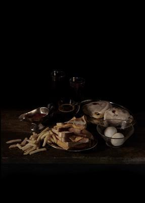 Gary Miller, 2011. Last Meal on Death Row, Texas series